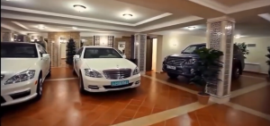 Alisher Usmanov car collection