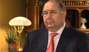 Alisher Usmanov pictures