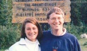 Bill Gates Melinda wife