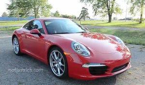 Bill Gates car Porsche 911 Carrera