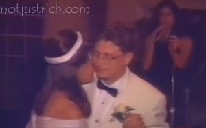Bill Melinda Gates marriage picture