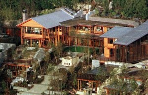Bill gates home pictures