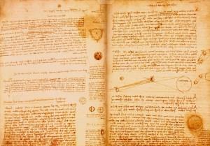 Codex Leicester Bill Gates