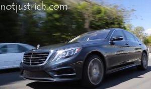 Kareena Kapoor car Mercedes S Class