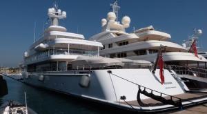Larry Ellison yacht pictures