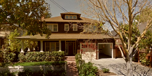 Macallister house