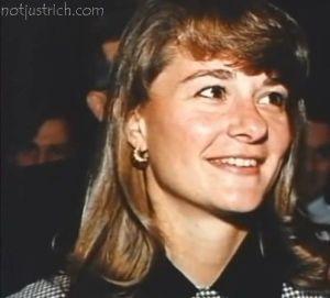 Melinda Gates young photo