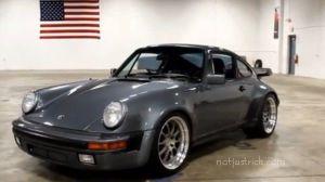 Porsche 930 Bill Gates car