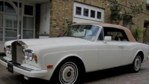 Roman Abramovich car automobile