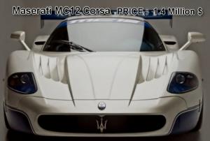 Roman Abramovich car maserati corsa