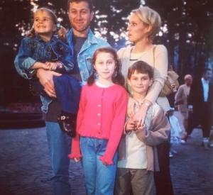 Roman Abramovich family