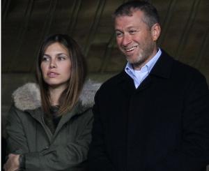 Roman Abramovich girlfriend Dasha Zhukova