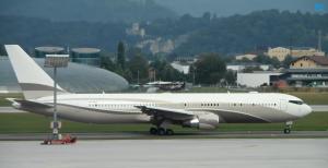 Roman Abramovich jet plane