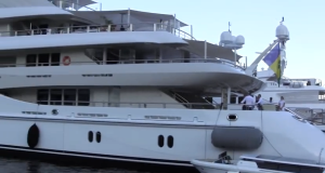 Roman Abramovich yacht pictures