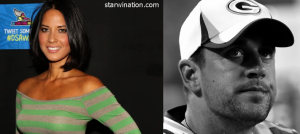 aaron rodgers olivia munn pictures