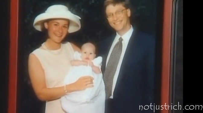 Bill Gates Daughter Jennifer Childhood Pictures Wife