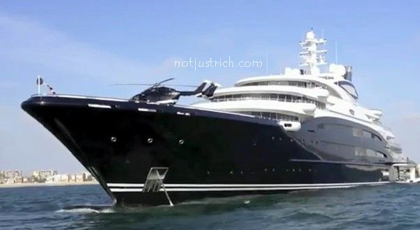 Bill Gates Yacht Serene ...