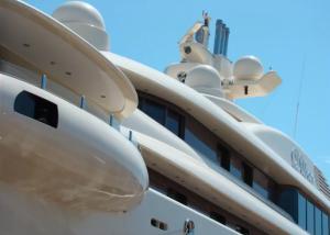 dilbar yacht Alisher Usmanov