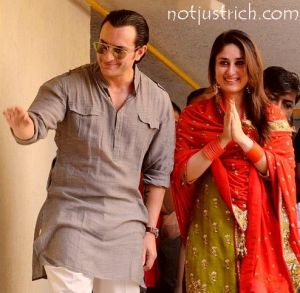 kareena kapoor saif ali khan wedding