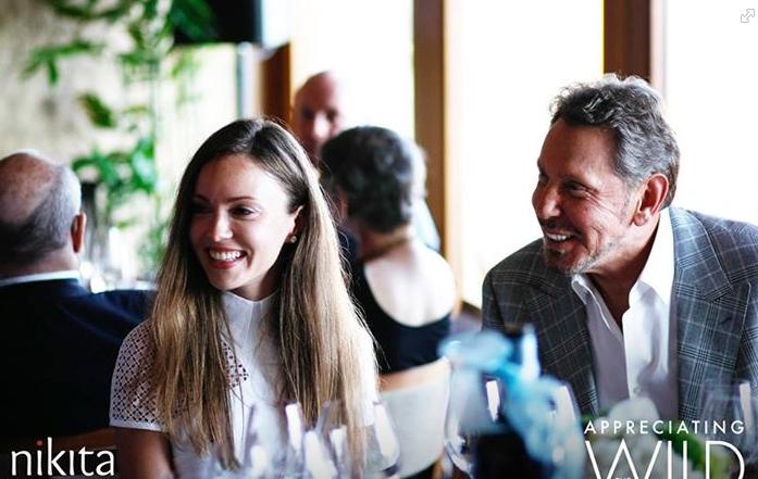 Larry Ellison Girlfriend Net Worth Yacht Wiki Wives