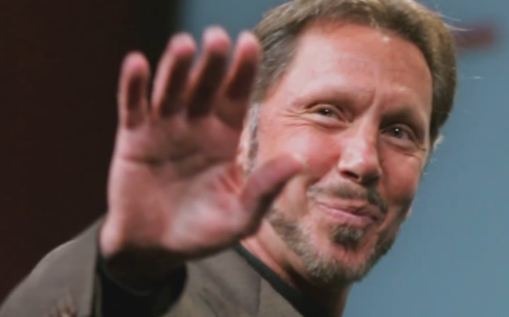 larry ellison photos