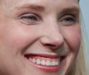 marissa mayer laugh