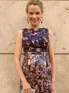 marissa mayer pregnant photo
