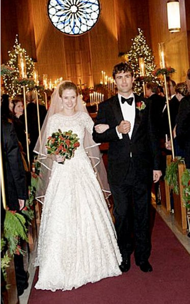 Marissa Mayer Wedding Husband