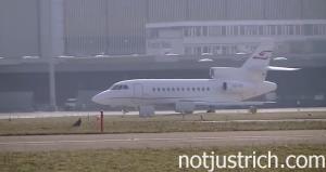 mukesh ambani jet Falcon 900EX