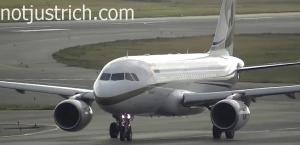 mukesh ambani jet plane Airbus 319