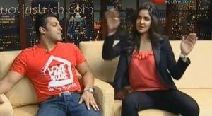 with Katrina Kaif