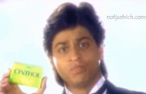 shahrukh khan ad advertisement
