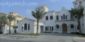 shahrukh khan home dubai palm jumeirah