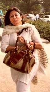 vinod goenka wife Aseela