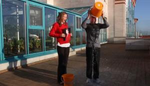 yuri milner ice bucket challenge