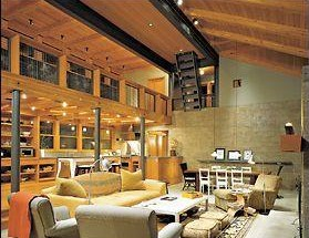 Gabe Newell home inside