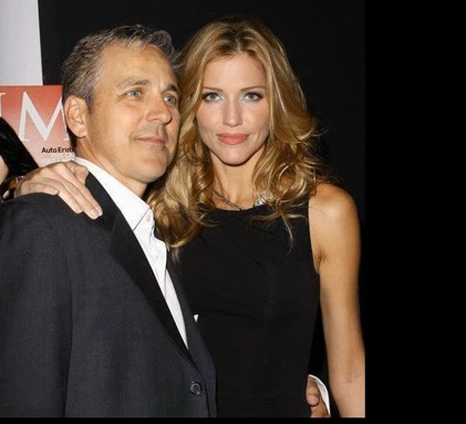 Tricia Helfer husband Jonathan Marshall