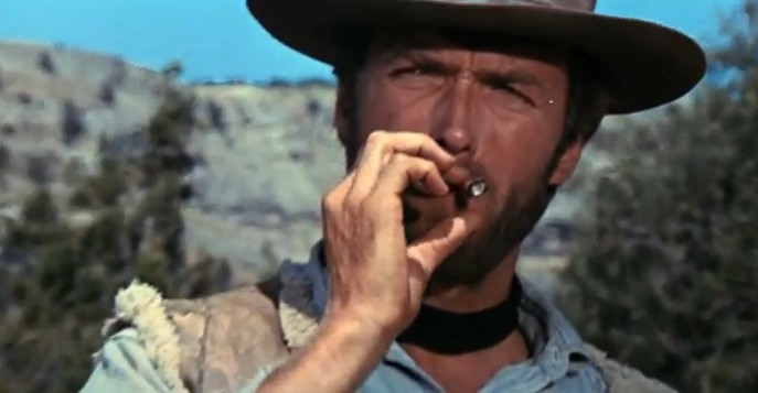 clint eastwood the good bad and the ugly