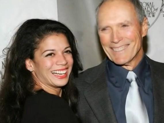 with wife Dina Ruiz.