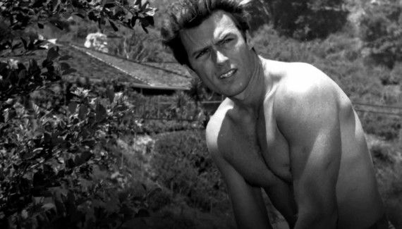 clint eastwood young picture