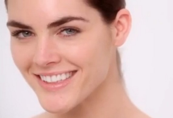 hilary rhoda photo face