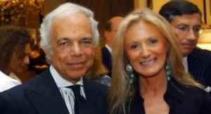 ralph lauren wife Ricky Anne Loew-Beer