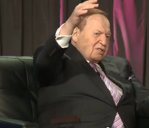 sheldon adelson pictures