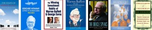 warren buffett books