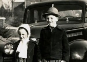 warren buffett childhood