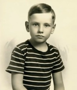 warren buffett childhood picture