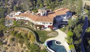 Sumner Redstone house