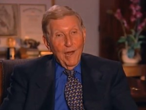 Sumner Redstone photo