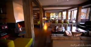 The Lodge Verbier richard branson house
