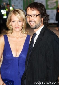 jk rowling husband Neil Michael Murray